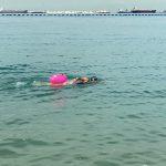 Học bơi tuổi 27 và quá trình chuẩn bị cho Triathlon đầu đời